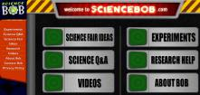 Enter the world of Science Bob